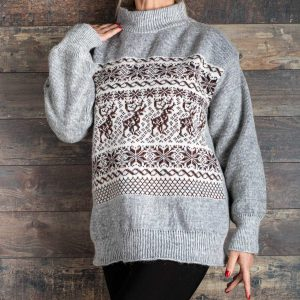 Wool Sweater - Anvina