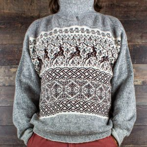 Wool Sweater - Bogatch