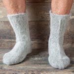 Goat Wool Socks - Kiril