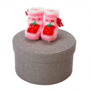 Warm Baby Booties - Kloebnika