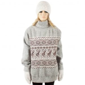 Wool Sweater - Kuchuma