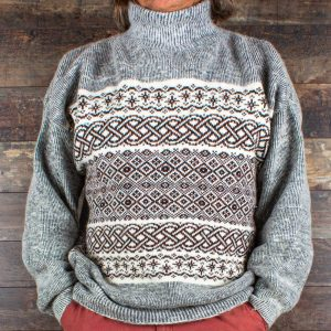 Wool Sweater - Lesovinka