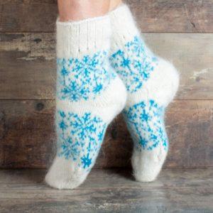 Geitenwollen Sokken - Lidy