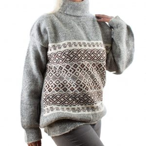 Wool Sweater - Listopad