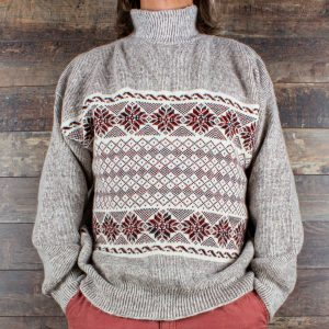 Wool Sweater - Pomeshik