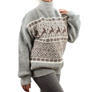 Wool Sweater - Prochodya