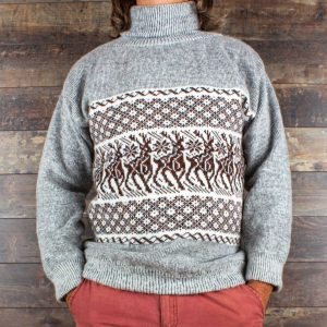 Wool Sweater - Severnyy