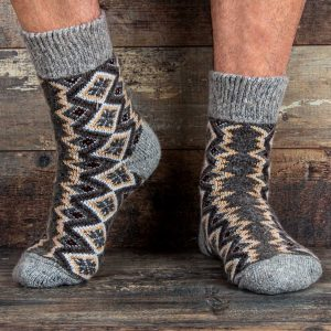 Chaussettes en laine - Stanislav
