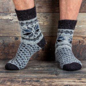 Wollen sokken - Woelkan