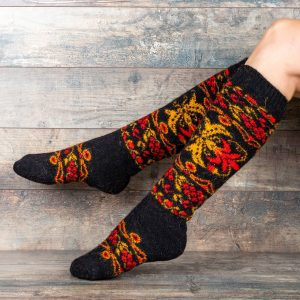 Wool Knee Highs - Zabava