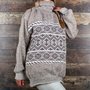 Wool Sweater - Ledyanoy