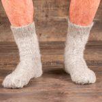 Geitenwollen Sokken - Stalnoy